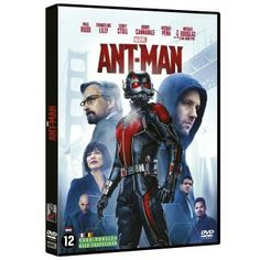 Film Ant-Man en dvd ou blue ray