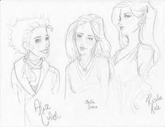 Twilight Girls by *burdge-bug