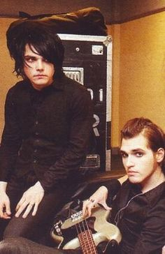 I ship Mikey and Gerard almost as much as I ship Frerard tbh