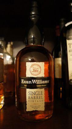 Evan Williams Single Barrel 2004You can'T beat the price/taste