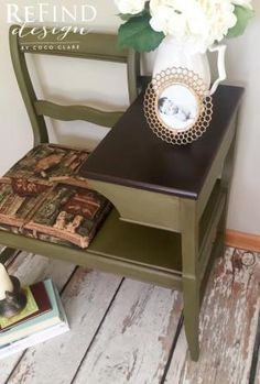 vintage childrens gossip bench antique phone table desk vintage telephone tables pinterest. Black Bedroom Furniture Sets. Home Design Ideas