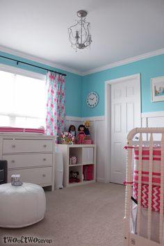 "2027: Baby P's ""It's a Small World"" Nursery"