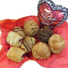 Assorted Breakfast Goodies, perfect  surprise gift for a loved one. Just DELIsh..
