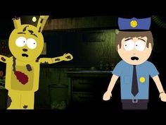 Five Nights At Freddy's 3: South Park'd