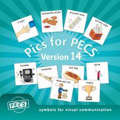 Pics for PECS Version® 14 NEW!!