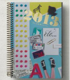 Kate Spade 2013 Desk Calendar