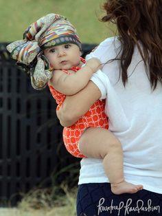 How Cute & Chunky!!! Kourtney Kardashian - Family Beach Day with Scott, Mason and Penelope Disick