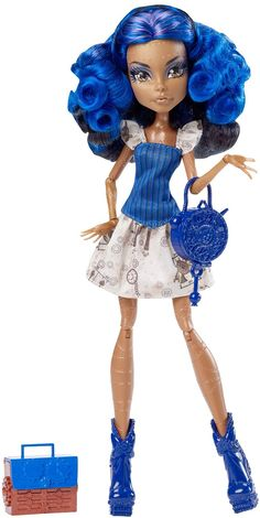 Robecca Steam Gore-Geous Accesories Monster High Doll, 2015