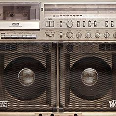 The BOOMBOX Yo. A History of New York in 50 Objects - NYTimes.com