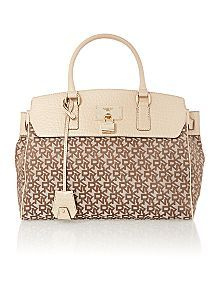 DKNY French Grain Tan Tote Bag Now £172.00 Was £215.00