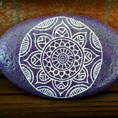#mandala  #stone