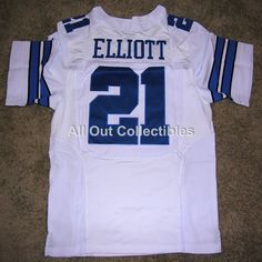 ezekiel elliott jersey authentic