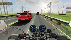 Traffic rider level 5| traffic Riders Racing motorcar game.Traffic Rider... Level 5, Best Android, Biker Girl, Vintage Motorcycles, Sport Bikes, Racing, Lovers, Game, Usa