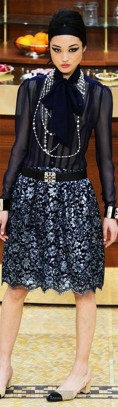 Chanel.Fall 2015.