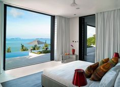 Absolute Beachfront Villa - Cape Yamu, Phuket, Thailand