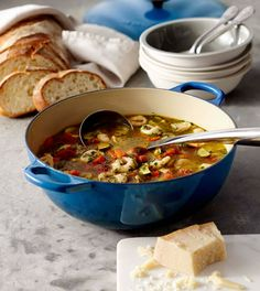 Tortellini and Vegetable Soup