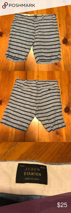 J.Crew 100% Linen Shorts Need the perfect shorts for your escape from the winter weather? These are just for you! J. Crew Shorts