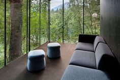 The Juvet Landscape Hotel by Jensen
