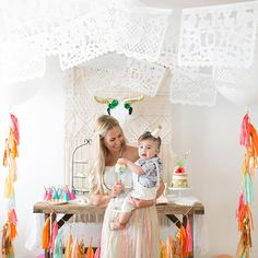 diego's first fiesta: a modern twist on a traditional theme | created by the love designed life