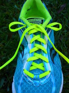This is an awesome article from another great running blog. I wanted to share it because it is really informative. Sometimes it isn't the shoe, it's the way you are lacing it. The follo…