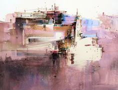 Watercolor | Tan Suz Chiang . NWS 陈书强