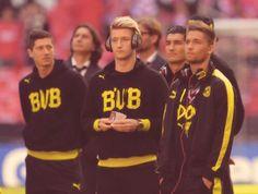 Marco Reus & Borussia Dortmund Team