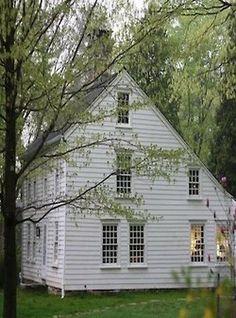 Salt Box Colonial