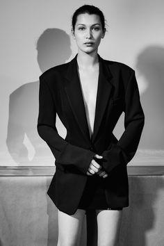 Bella!  Publication: Vogue China April 2017  Model: Bella Hadid  Photographer: Collier Schorr  Fashion Editor: Daniela Paudice  Hair: Serge Normant  Make Up: Hannah Murray  PART II