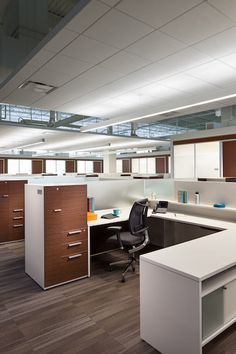Case Study: Elementis Specialties Office Furniture, Office Decor, Office Partitions, Office Cubicles, Commercial Office Design, Workspace Inspiration, Office Interiors, Desk, Corporate Business