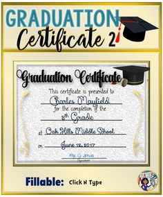 Graduation certificate template for ms word download at http an elegant graduation certificate for your graduating students more information more information graduation certificate template for ms word yadclub Choice Image