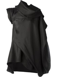 Shop Rick Owens draped oversized top in Tessabit from the world's best independent boutiques at farfetch.com. Shop 400 boutiques at one address.