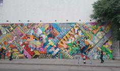 Houston and Bowery 7/13
