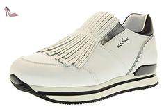 Chaussures Womens En Vente, Bleu Marine, Suède, 2017, 35 35,5 Hogan