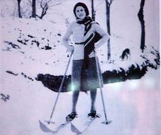 La storia dello sci alpino - Girovagando in Trentino