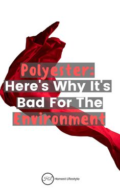 Polyester is one of the most common clothing materials. But did you know it's one of the most harmful to the planet? I did some research and this is what I found out about the use of polyester in clothing. Sustainable Fabrics, Sustainable Clothing, Sustainable Fashion, Ethical Fashion Brands, Ethical Clothing, Eco Brand, Independent Clothing, Fair Trade Clothing, Fashion Company