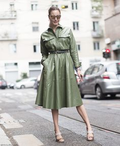 Get Inspired / Ece Sukan in a super cool dress