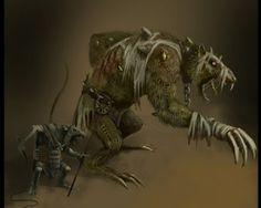 Rat Ogre - Lexicanum