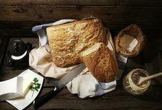 Wylizany Rondel: Chleb Babci Basi Pyszny Prosty Szybki