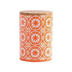 Orange Crush Jar