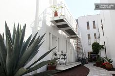 excellent apartment at vecindad in Mexico City
