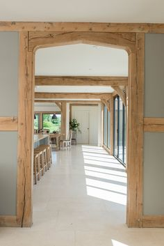 Border Oak- bespoke oak frames