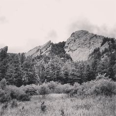 Chautauqua Trail in Boulder, Colorado