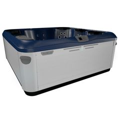 Love this color combination for a Cape Cod style house. This company allows you to design your own personalized hot tub and even choose your own preferred massages. Bullfrog Spas - Spa Design http://spadesign.bullfrogspas.com
