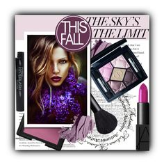 """This Fall Beauty"" by amymrbll ❤ liked on Polyvore featuring beauty, NARS Cosmetics, Bobbi Brown Cosmetics, Christian Dior and Smashbox"
