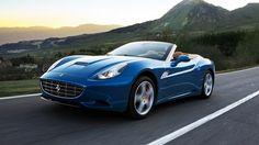 Ferrari California revealed (Geneva Motor Show).     It. Got. Better.?!