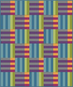(7) Name: 'Quilting : Bars