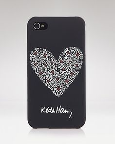 Cover iPhone Keith Haring