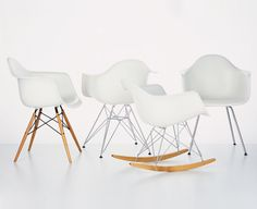 Sedute / Sedie Plastic Chair RAR, Vitra
