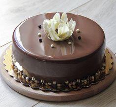 Cakes 4 Afternoon Tea, No Bake Desserts, Cake Pops, Bakery, Goodies, Happy Birthday, Sweet, Food, Creative
