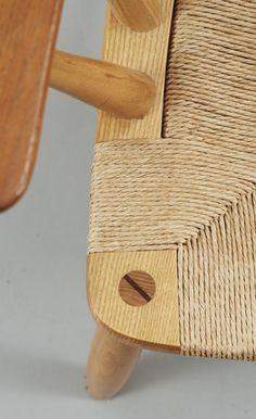 Wegner Peacock Chair